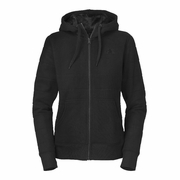 The North Face Belle Raschel Fleece Full Zip Hooded Sweatshirt - Women's