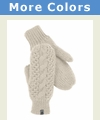 The North Face Cable Knit Mitt Cold Weather Glove - Women's