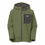 The North Face Chimborazo Hooded Fleece Jacket - Boy's