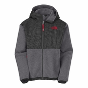 The North Face Denali Hooded Fleece Jacket - Boy's