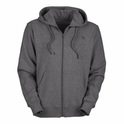 The North Face EMB Logo Full Zip Hooded Sweatshirt - Men's