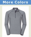 The North Face Expedition Zip Neck Long Sleeve Baselayer - Men's