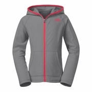 The North Face Glacier Full Zip Fleece Jacket - Girl's