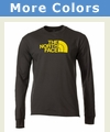 The North Face Half Dome Long Sleeve T-Shirt - Men's