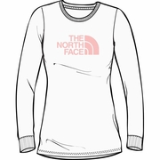 The North Face Half Dome Long Sleeve T-Shirt - Women's