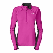 The North Face Impulse 1/4 Zip Running Top - Women's