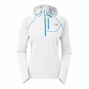 The North Face Impulse Active 1/2 Zip Running Hoodie - Women's