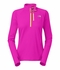 The North Face Impulse Active 1/4 Zip Long Sleeve Running Top - Women's