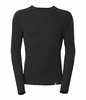 The North Face Light Crew Neck Hangar Grey Long Sleeve Baselayer - Men's