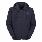 The North Face Logo Full Zip Hooded Sweatshirt - Men's