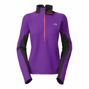 The North Face Momentum Thermal 1/2 Zip Running Top - Women's