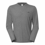 The North Face Reaxion Crew Long Sleeve Workout Shirt - Men's