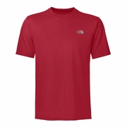 The North Face Reaxion Crew Short Sleeve Workout Shirt - Men's