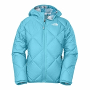 The North Face Reversible Moondoggy Down Jacket - Girl's