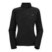 The North Face TKA 100 Microvelour Glacier 1/4 Zip Fleece Pullover - Women's