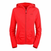 The North Face TKA 100 Texture Masonic Full Zip Hooded Sweatshirt - Women's
