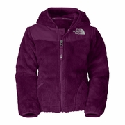 The North Face Toddler Oso Hooded Fleece Jacket - Girl's
