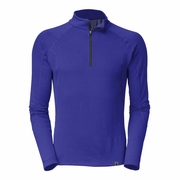 The North Face Warm Long Sleeve Zip Neck Base Layer - Men's