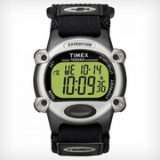 Timex Expedition Chrono Alarm Timer Full Size Watch