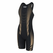 TYR AP12 Compression High Back Speed Swimsuit - Women's