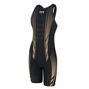 TYR AP12 Compression Open Back Speed Swimsuit - Women's