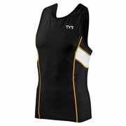 TYR Carbon Triathlon Tank - Men's
