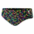 TYR Check All Over Racer Swim Brief - Men's