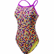 TYR Check Crosscutfit Swimsuit - Women's