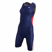 TYR Competitor Back Zipper Triathlon Suit - Women's