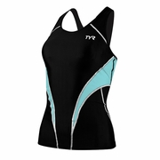 TYR Competitor Fitted Tankini Triathlon Top - Women's