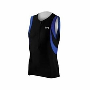 TYR Competitor Triathlon Singlet - Men's