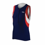 TYR Competitor Triathlon Top - Men's