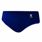 TYR Durafast Elite Solid Swim Brief - Men's