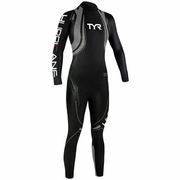 TYR Hurricane Category 3 Triathlon Wetsuit - Women's