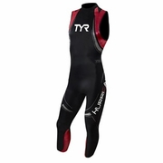 TYR Hurricane Category 5 Sleeveless Triathlon Wetsuit - Men's