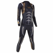 TYR Hurricane Freak of Nature Fullsleeve Triathlon Wetsuit - Women's