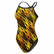 TYR Inferno Crosscutfit Swimsuit - Women's