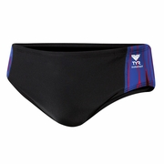 TYR Phoenix Splice Racer Swim Brief - Men's