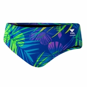 TYR Safari All Over Racer Swim Brief - Men's