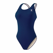 TYR Solid Lycra Maxfit Swimsuit - Girl's