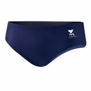 TYR Solid Lycra Racer Swim Brief - Men's