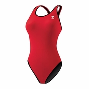 TYR Solid Reversible Maxback Swimsuit - Women's