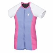 TYR Solid Thermal Swimsuit - Girl's