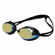 TYR Tracer Racing Metallized Swim Goggle