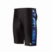 TYR Universe Splice Swim Jammer with Piping - Men's