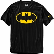 Under Armour Alter Ego Batman Workout Shirt - Men's