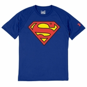 Under Armour Alter Ego Superman Workout Shirt - Men's