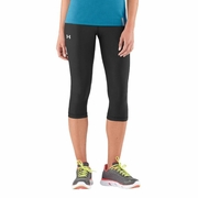 "Under Armour Authentic 17"" Capri Compression Tight - Women's"