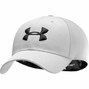 Under Armour Blitzing Stretch Fit Running Hat - Men's