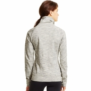 Under Armour Charged Cotton Storm Marble Sherpa Full Zip Warm Up Jacket - Women's